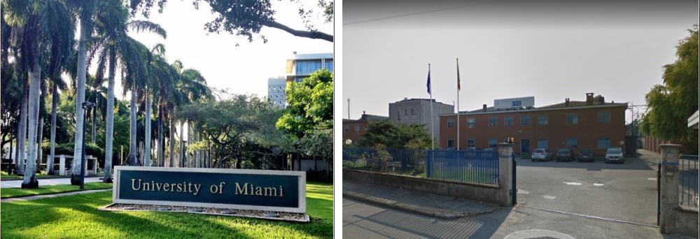 Accordo tra ITC CNR e Università di Miami