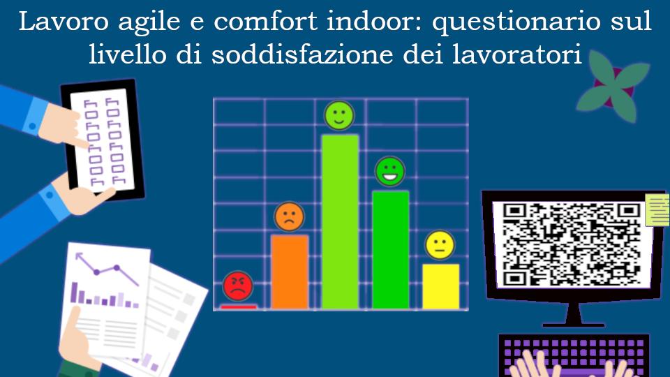 Smart working: come migliorare confort e produttività