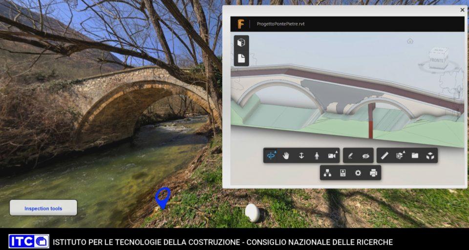"""""""INSIST – Sistema di monitoraggio INtelligente per la SIcurezza delle infraSTrutture urbane"""" – Documentazione digitale e conoscenza dei ponti storici in muratura"""